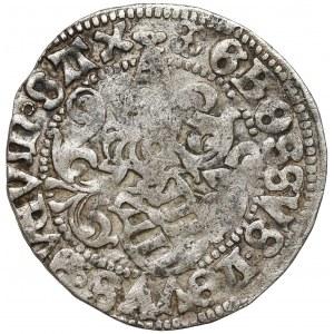 Saschen, Friedrich III. und Albecht und Johann, Groschen
