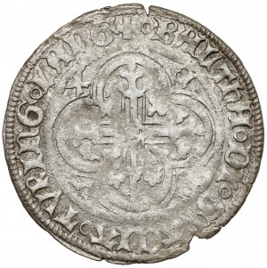 Landgraf von Thüringen, Balthasar (1396-1401), Groschen