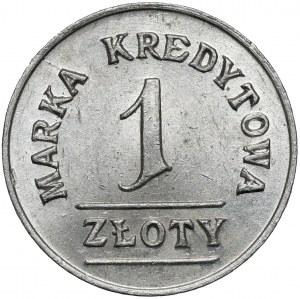 Kraków, 8 Pułk Ułanów Ks. J. Poniatowskiego, 1 złoty