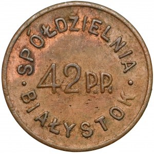 Białystok, 42. Pułk Piechoty, 20 groszy