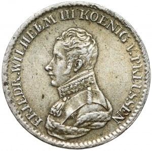 Preussen, Friedrich Wilhelm III., 4 Groschen 1818 A