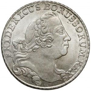 Śląsk, Fryderyk II, 8 dobrych groszy 1759, Wrocław