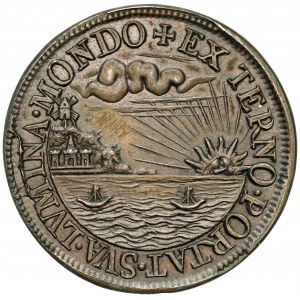 Henryk Walezy, Medal wybór na króla Polski 1573 - odbitka XIX-wieczna