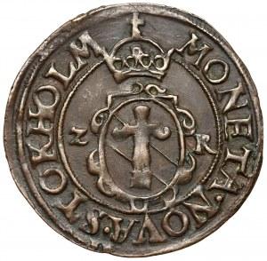 Szwecja, Jan III, 2 öre 1573, Sztokholm
