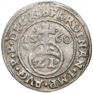 Brandenburg-Preussen, Joachim II., 1/21 Taler 1560