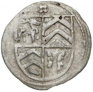 Stolberg-Stolberg, Ludwig II. von Königstein, 1/84 Taler (Körtling) 1570, N-Nördlingen