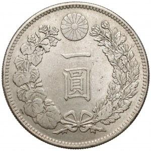 Japonia, Meiji, Yen 1892 (rok 25)