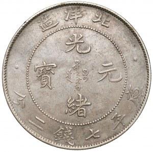 Chiny, Pei Yang, Yuan rok 34 (1908)