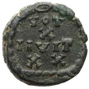 Konstans (337-350 n.e.) - Naśladownictwo follisa
