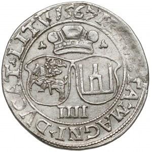 Zygmunt II August, Czworak Wilno 1567