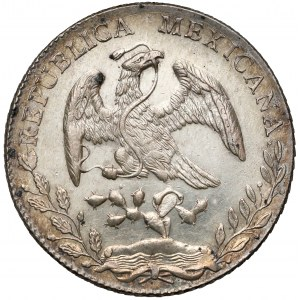 Meksyk, 8 reali 1894, MO MH