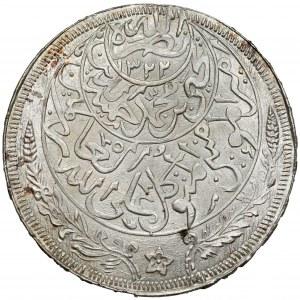 Yemen, Iman Yahya, Imadi riyal, AH 1322 (1903) - rzadki