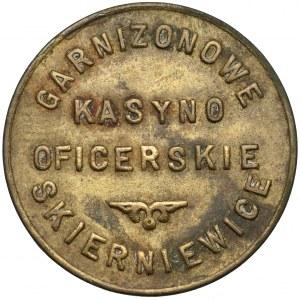 Skierniewice, Garnizonowe Kasyno Oficerskie, 1 złoty