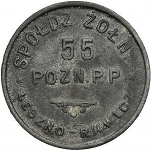 Leszno-Rawicz, 55. Poznański Pułk Piechoty, 20 groszy