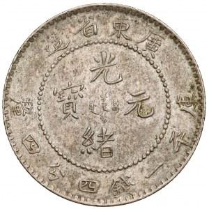 Chiny, Kwang-Tung, 20 fen (1890-1908)
