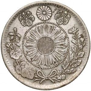 Japonia, Meiji, 20 sen rok 4 (1871)