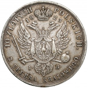 10 złotych polskich 1823 IB - rzadkie