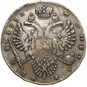 Rosja, Anna, Rubel 1732