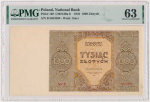 1.000 złotych 1945 - Ser.B