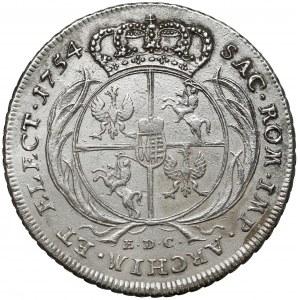August III Sas, Talar 1754 EDC