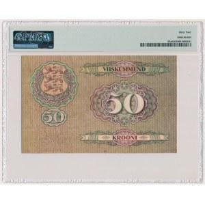 Estonia, 50 Krooni 1929