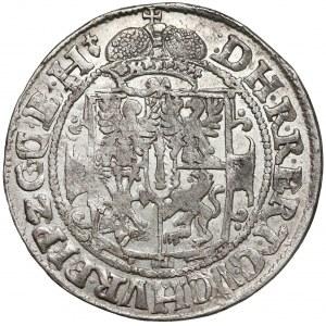 Prusy, Jerzy Wilhelm, Ort Królewiec 1621 - data pod popiersiem
