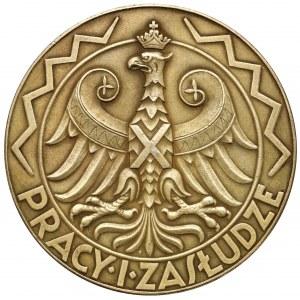 Medal Powszechna Wystawa Krajowa w Poznaniu 1929