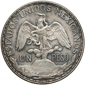 Meksyk, 1 Peso 1910, Caballito