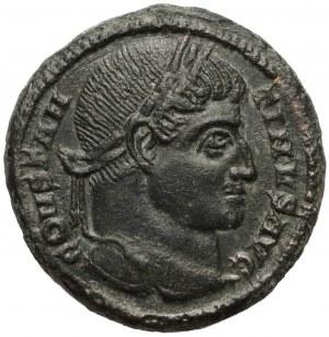 Konstantyn I Wielki (306-337 n.e.) Follis, Siscia