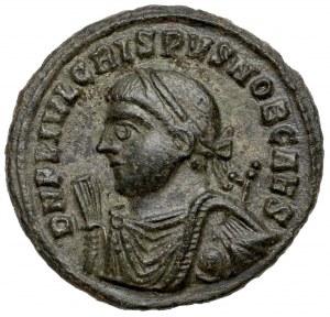 Kryspus (317-326 n.e.) Follis, Aleksandria