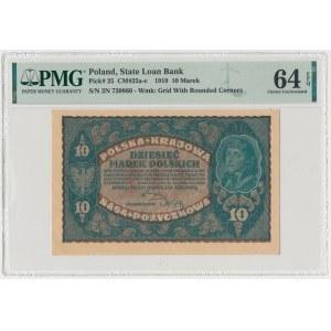 10 mkp 1919 - II Serja N