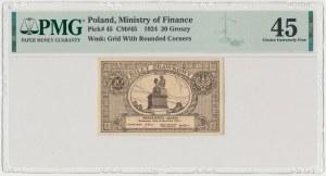 20 groszy 1924