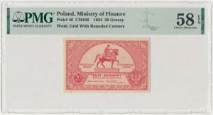 50 groszy 1924