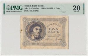 2 złote 1919 - S.19.B