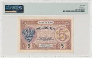 5 złotych 1919 - S.54 A
