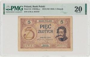 5 złotych 1919 - S.76 A