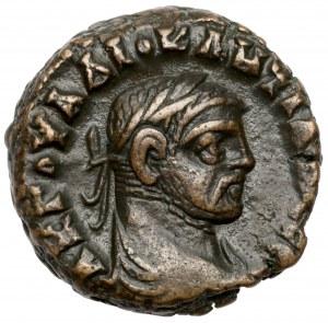 Dioklecjan (284-305 n.e.) Tetradrachma, Aleksandria