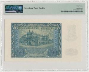 50 złotych 1940 - A