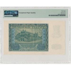 50 złotych 1940 - B