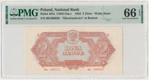 2 złote 1944 ...owe - Be