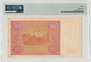 100 złotych 1946 - Mz - seria zastępcza