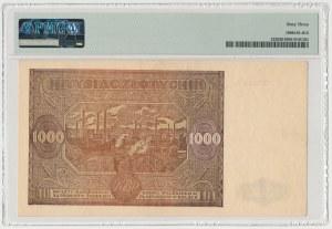1.000 złotych 1946 - C (Mił.122b)