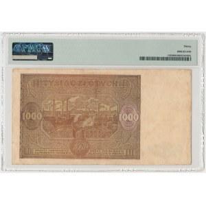1.000 złotych 1946 - Wb. - seria zastępcza