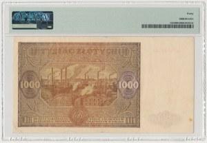 1.000 złotych 1946 - Bw. - seria zastępcza