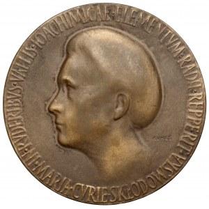 Medal Maria Curie Skłodowska 1967