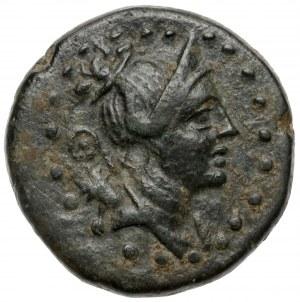 Grecja, Cilicja, Soloi, Brąz (200-100 p.n.e.)