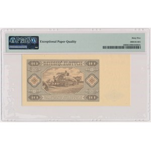 10 złotych 1948 - AY