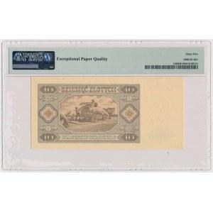10 złotych 1948 - AW