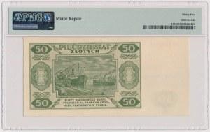 50 złotych 1948 - AA