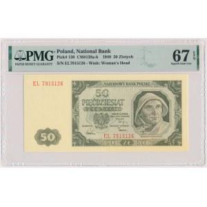 50 złotych 1948 - EL